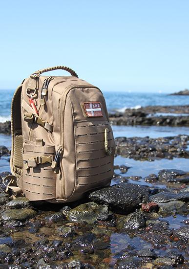Go Bag – 12 timmarspackning för nödsituationer och kortare